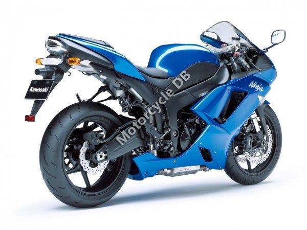 Kawasaki Ninja ZX-6R Performance 2012 22232