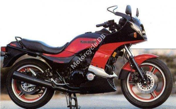Kawasaki GPZ 500 S (reduced effect) 1991 16521