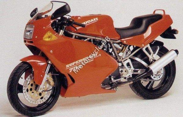Ducati 750 SS 1993 1189