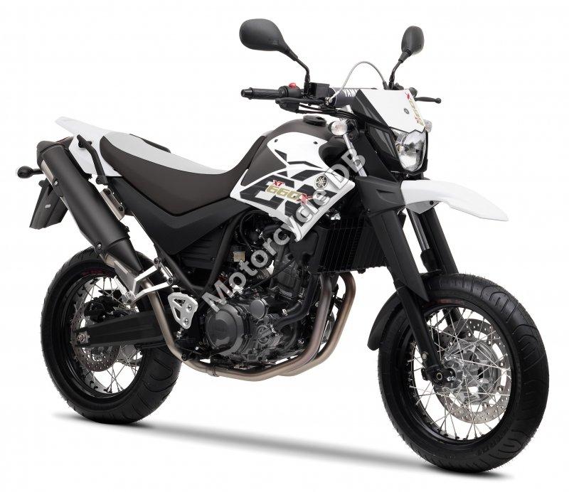 Yamaha XT660X 2009 26232