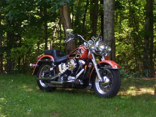 Harley-Davidson Heritage Softail Classic 1996 7855