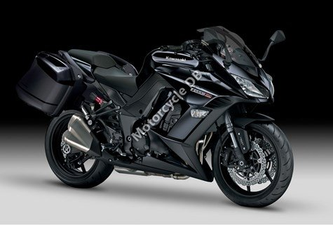Kawasaki Z1000 SX Tourer 2014 23544