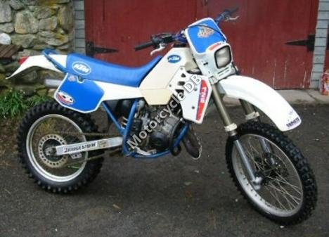 KTM 125 Enduro Sport 1985 12655