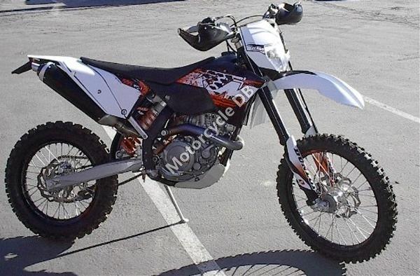 KTM 505 XC-F 2008 14148