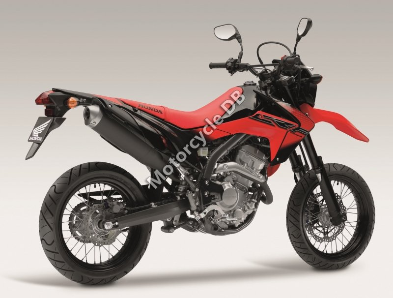 Honda CRF250M 2015 29423