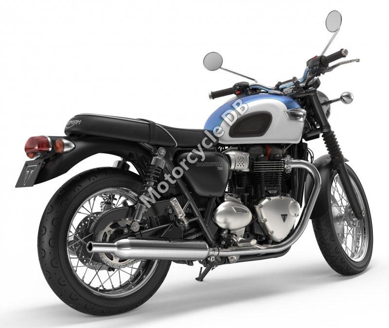 Triumph Bonneville T100 2017 27147