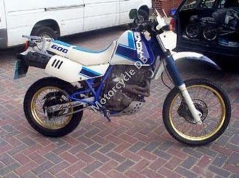 Suzuki DR 600 R Dakar 1987 10478