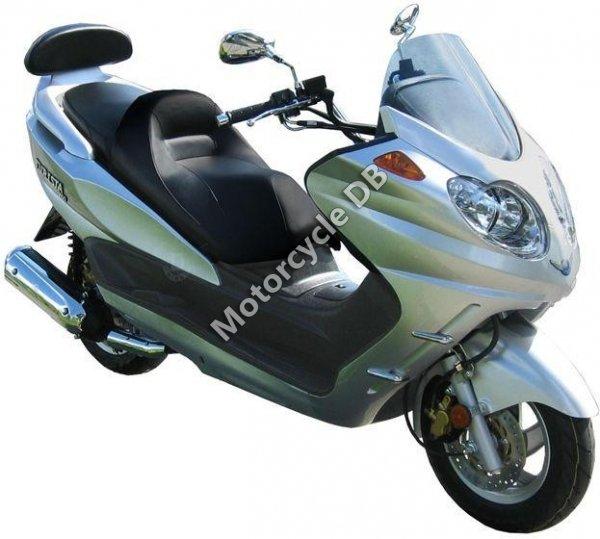 Diamo Velux 250 Convertible 2006 7703