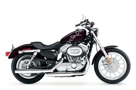 Harley-Davidson XL 883 L Sportster 883 Low 2006 5062
