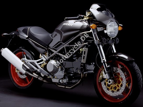 Ducati Monster 900 2001 7491 Thumb
