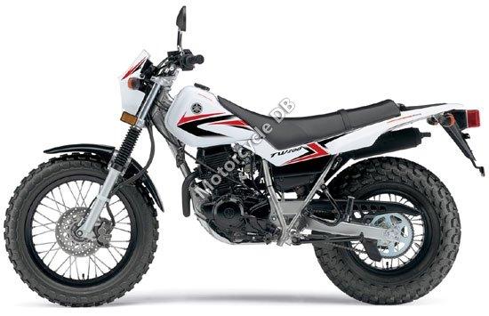 Yamaha TW200 2010 4510