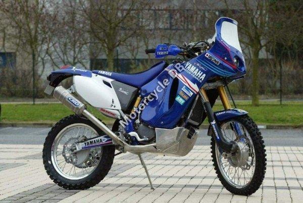 Yamaha WR 450  F 2TRAC 2004 15251
