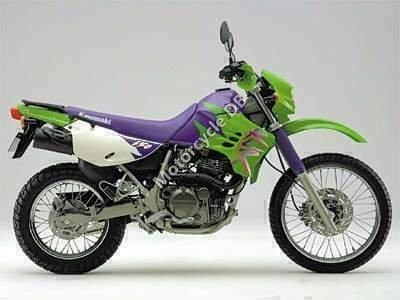 Kawasaki KLR 650 1996 1352