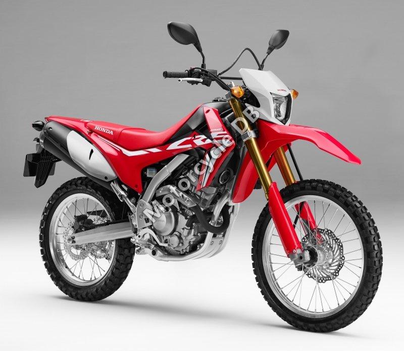 Honda CRF250L 2017 29408
