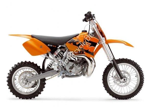 KTM 65 SX 2004 10126