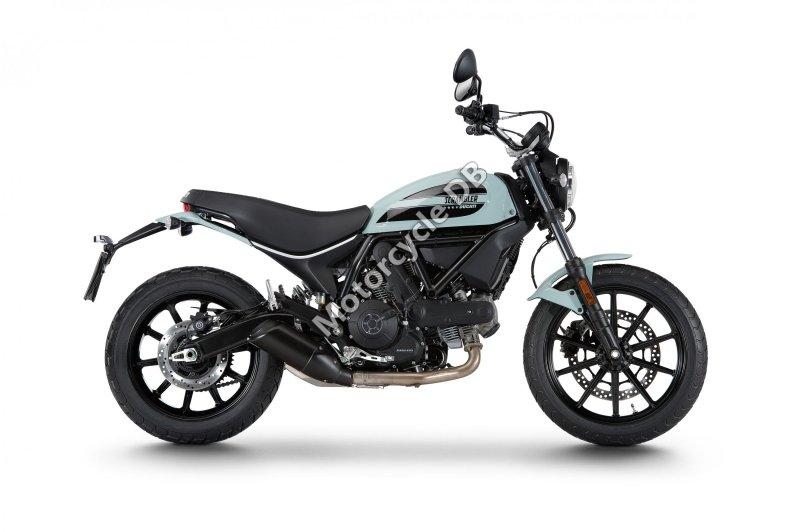 Ducati Scrambler Sixty2 2017 31225