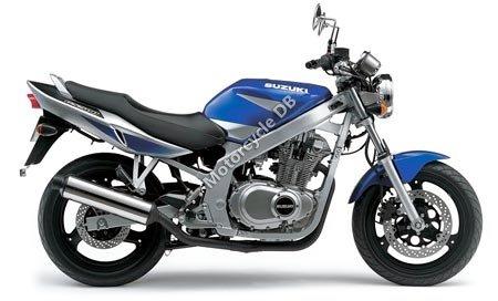 Suzuki GS 500 E 2003 5937