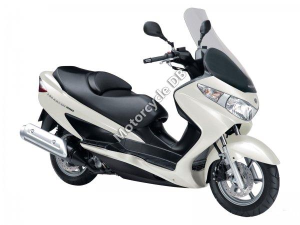 Suzuki Burgman 200 2012 22497