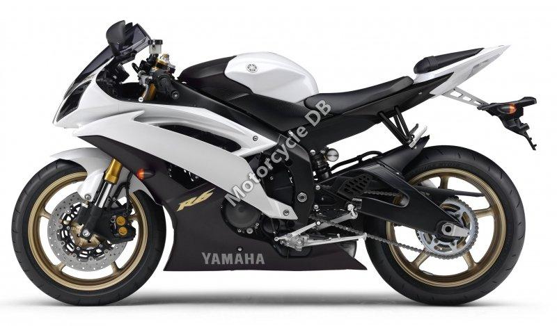 Yamaha YZF-R6 2012 25619