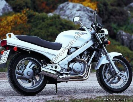 Honda NX 250 (reduced effect) 1991 15865