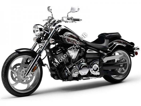 Yamaha Raider S 2011 12196