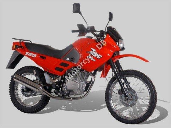 Jawa 125 Dakar 2005 13147
