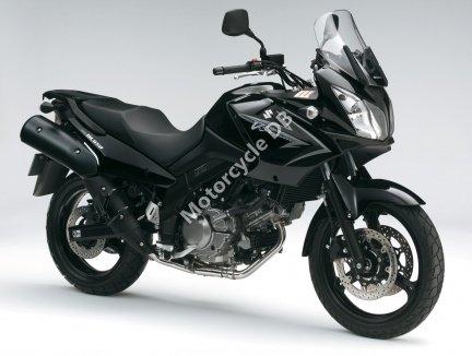 Suzuki V-Strom 650 Traveller 2011 11023