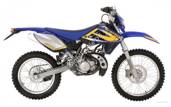 Sherco 50cc Enduro 2008 12045