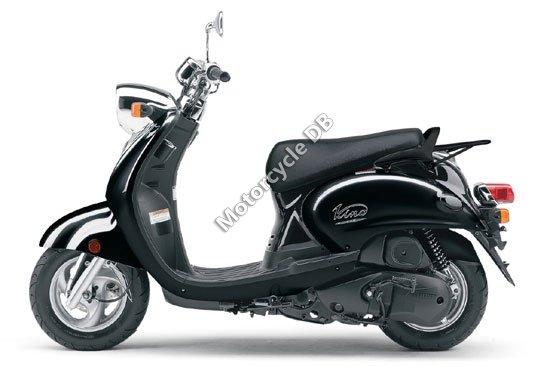 Yamaha Vino 125 2010 4518