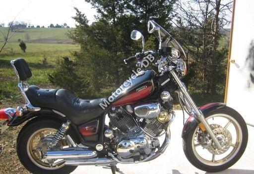 Yamaha XV 1100 S Virago 1986 7098