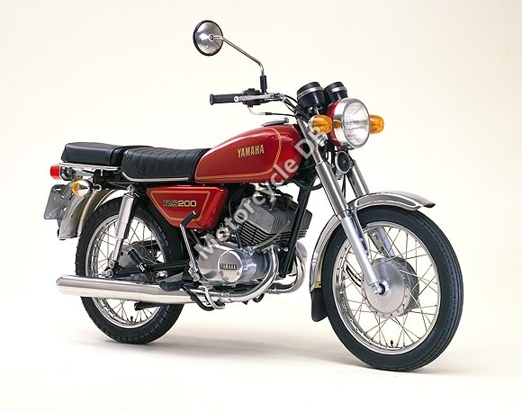 Yamaha RS 200 1981 12884 Thumb