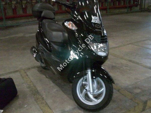 Modenas Elegan 200 2011 21744