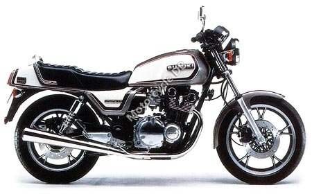 Suzuki GS 850 G 1986 6653