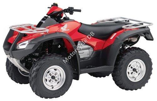 Honda FourTrax Rincon GPScape 2009 17288