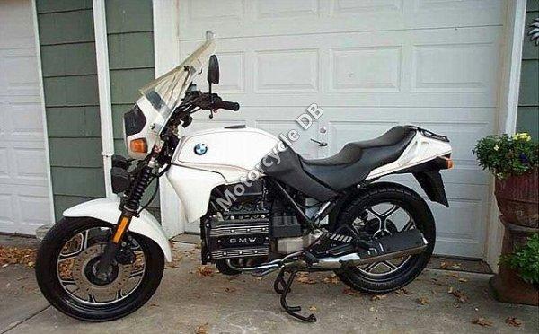BMW K 75 1988 13991