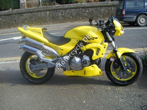 Honda CB 600 S Hornet-S 2002 7400