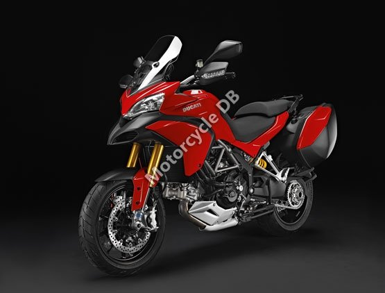 Ducati Multistrada 1200 S Touring 2011 4777