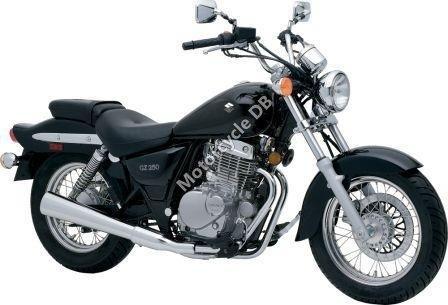 Suzuki GZ250 2011 6783