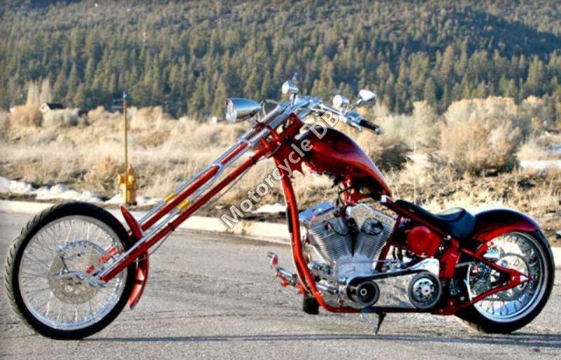 Big Bear Choppers Merc Softail 111 Carb 2015 25304