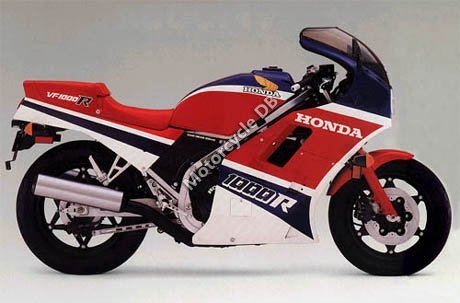 Honda VF 1000 R 1985 12393