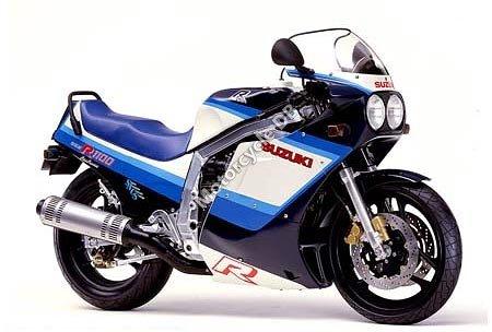 Suzuki GSX-R 1100 1986 15641