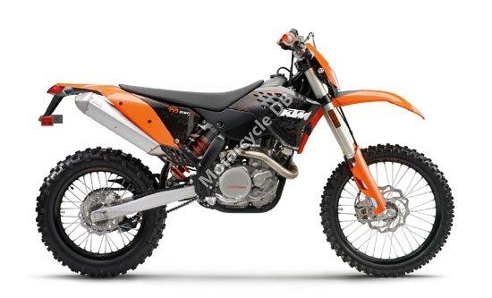 KTM 450 EXC 2009 3641