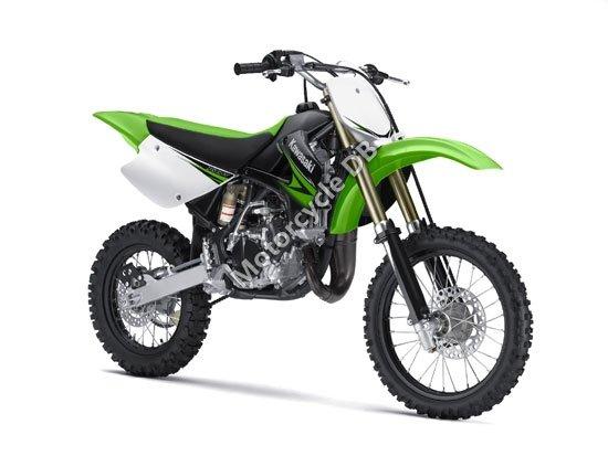 Kawasaki KX 85 2010 4293