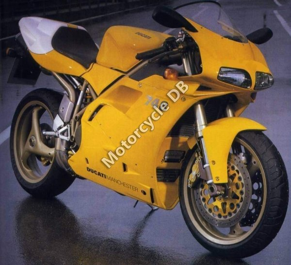 Ducati 748 SPS 1998 8083