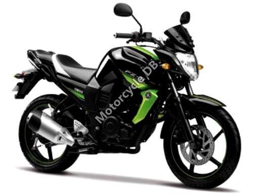 Yamaha FZ16 2011 7589