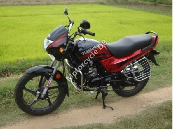Hero Honda Passion Plus 2011 7887