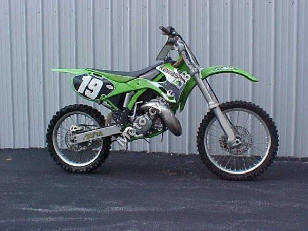 Kawasaki KX 125 2006 13741
