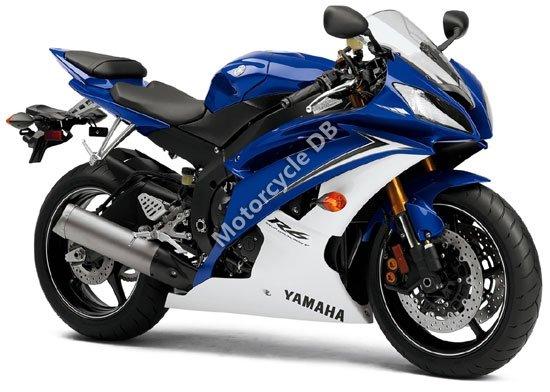 Yamaha YZF-R6 2010 4481