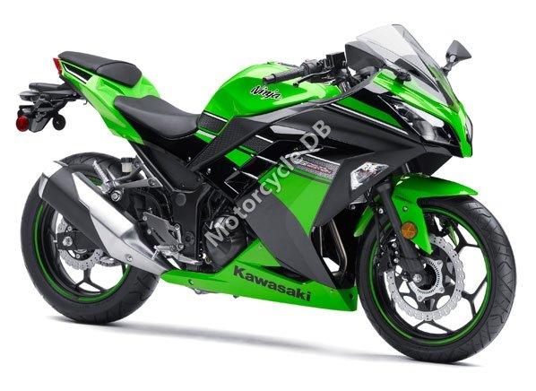 Kawasaki Ninja 300 Performance 2013 22875