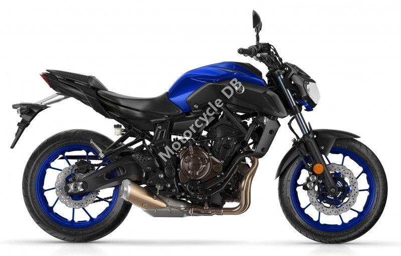 Yamaha MT-07 2018 26025